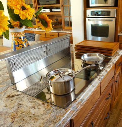 kitchen island with induction cooktop the world s catalog of ideas