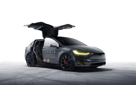 Tesla Wallpaper Model X Tesla Motors Wallpaper Hd Car Wallpapers