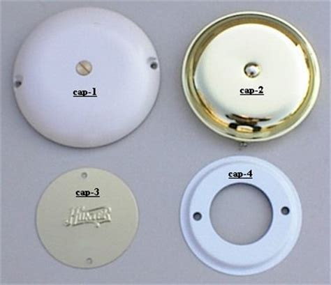Harbor Breeze Light Bulbs Ceiling Fan Parts Switch Housing Cap For Ceiling Fans