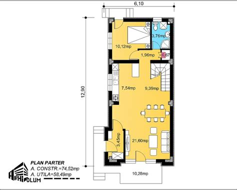 wide house designs 7 meter wide house plans generous architecture houz buzz