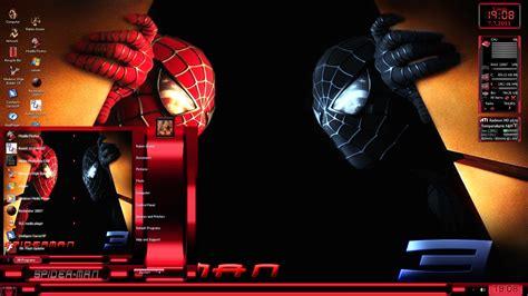 themes for windows 7 spiderman 3 extreme spider man 3 theme windows se7en