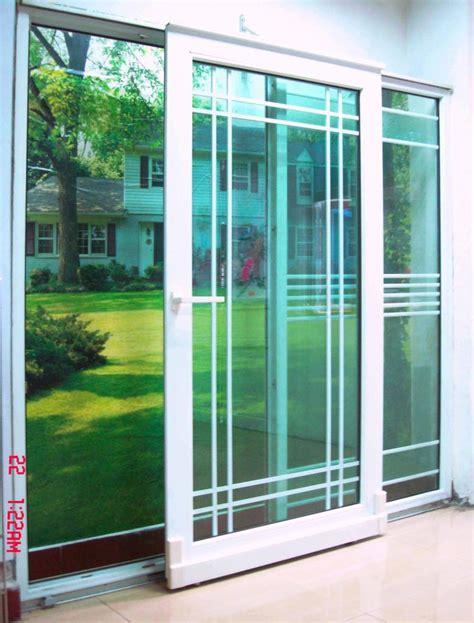 china with sliding glass doors pvc tilt sliding door luhaitian china manufacturer