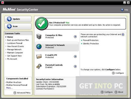mcafee antivirus full version free download for windows 7 64 bit download mcafee total protection offline installer