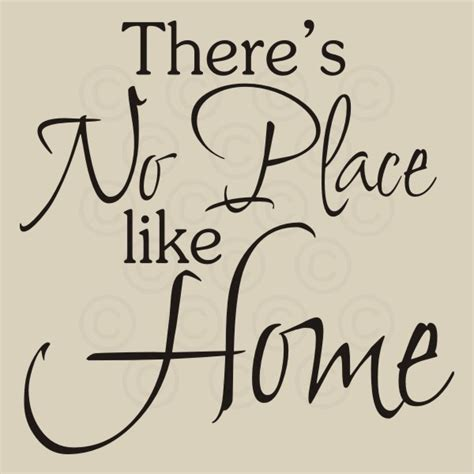 there s no place like home zimmermans creations