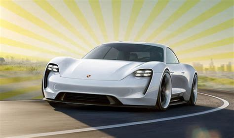 Porsche Electric by Electric Car News Porsche Mission E Has Awesome Features