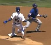 why was puig benched yasiel puig benched for not sliding loafing in outfield