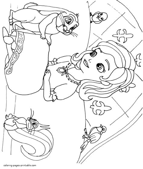 sofia the coloring pages disney sofia coloring pages