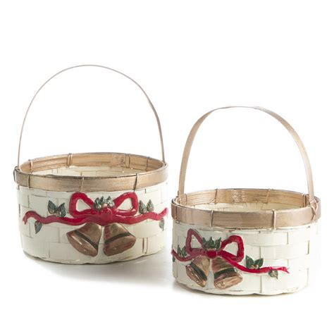 Baskets For Home Decor Ivory Wicker Baskets Baskets Buckets Boxes Home Decor
