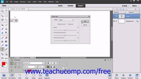 tutorial adobe photoshop elements 12 photoshop elements 12 tutorial entering text adobe