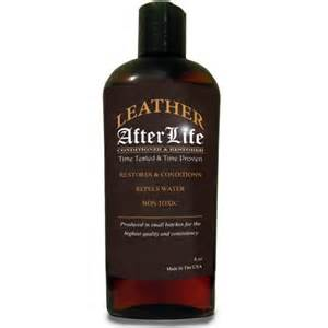 leather afterlife leather conditioner the best leather