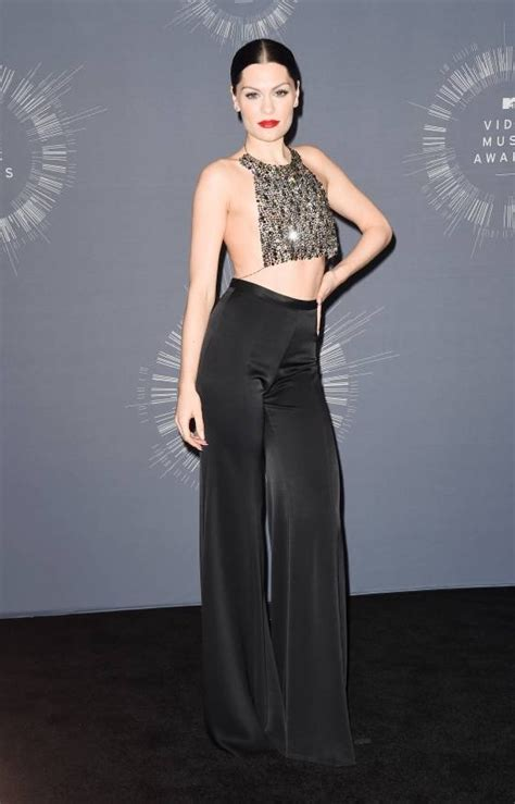 jessie j vma best dressed celebrities at vma 2014