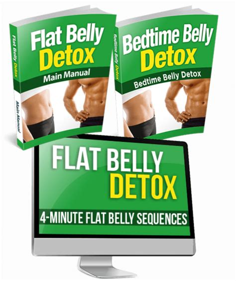 Detox Site Org by Flat Belly Detox Review 4 Minute Flat Belly Sequences