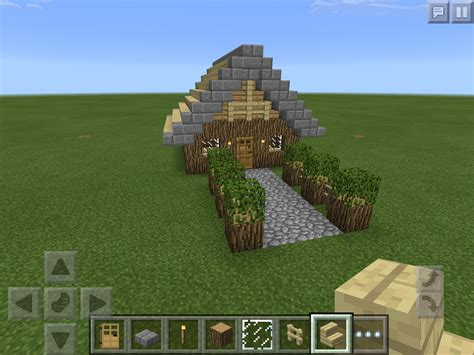 small house minecraft small survival house this is really a survival house