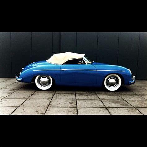 vintage porsche blue blue porsche 356 bilar vintage och inspiration