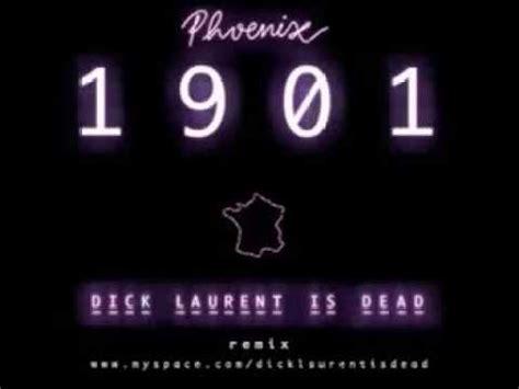 1901 by phoenix phoenix 1901 d l i d remix youtube