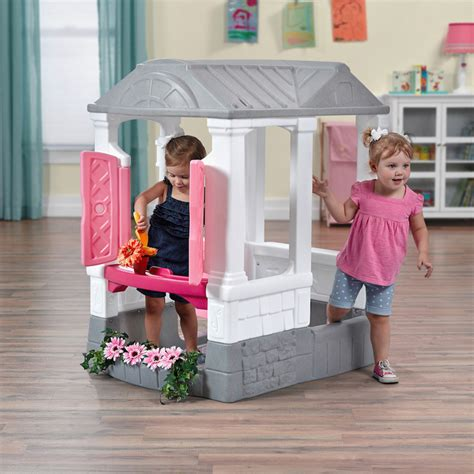 Step 2 Cottage Pink by Step2 Courtyard Cottage Pink St778700