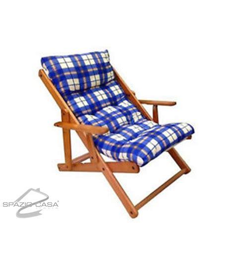 poltrona in legno poltrona relax in legno