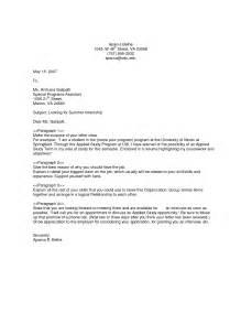 Sample General Cover Letter   The Best Letter Sample