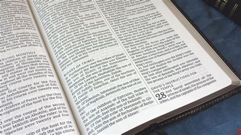 thomas nelson large print thinline bible kjv review