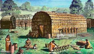 is there any village in america are they like indian longhouse stock photos and pictures getty images