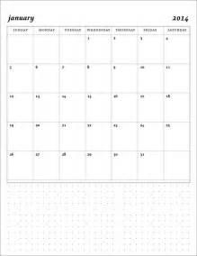 2014 12 month calendar template 2014 print 12 month calendar calendar template 2016