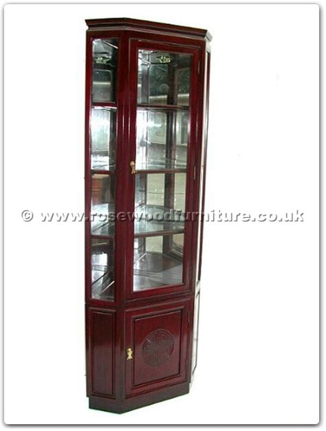 Corner Mirror Cabinet With Light by Rosewood Corner Cabinet Longlife Design With Spot Light