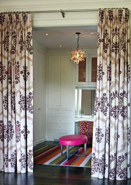 walk in closet curtain 39 best images about house ideas on pinterest