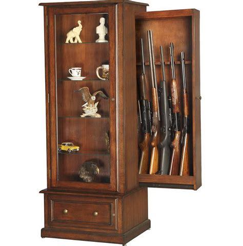 diy hidden gun cabinet plans cabinet with hidden gun storage home design ideas