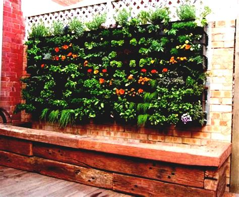 landscape design for small spaces vertical vegetable