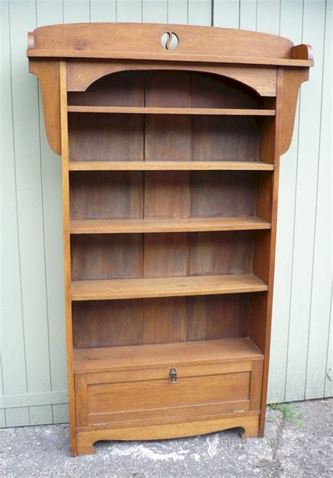 arts and crafts bookshelves arts and crafts bookcase antiques atlas