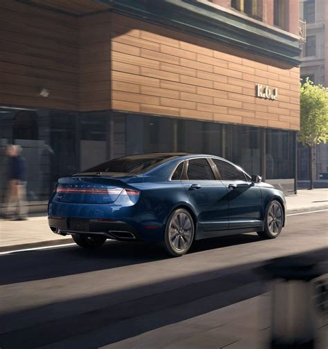 2020 Lincoln Mkz by 2020 Lincoln Mkz Hybrid Release Date Price Best