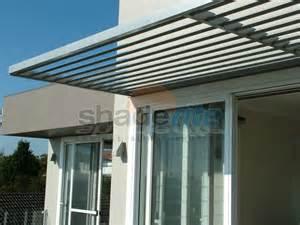 aluminium louvres awnings and canopies sydney