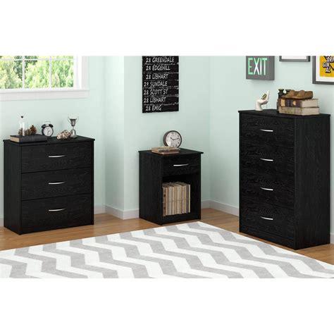 mainstays bedroom storage dresser chest  drawer modern