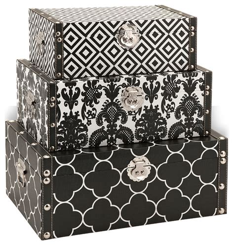 essentials storage boxes black contemporary