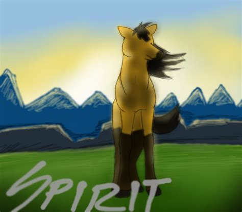 spirit 2 stallion of the cimarron drawings spirit stallion of the cimarron by selena112 on deviantart