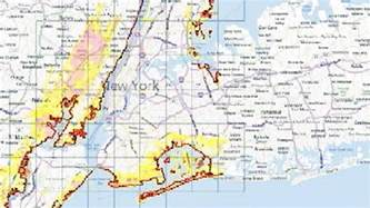 Flood Zone Map Nyc by New Fema Maps Put 35 000 More Nyc Area Buildings In Flood