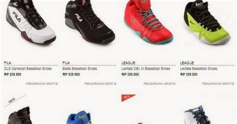 Fila Dls Gameball jual sepatu basket murah dan original toko sepatu