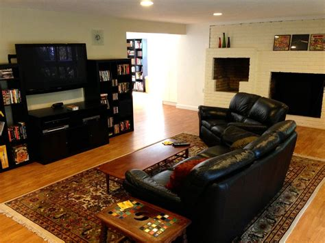 50 inch tv in small room spacious 1 bedroom 1 bath apartment in vrbo