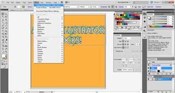adobe illustrator transform pattern adobe illustrator exploiting the transform effect