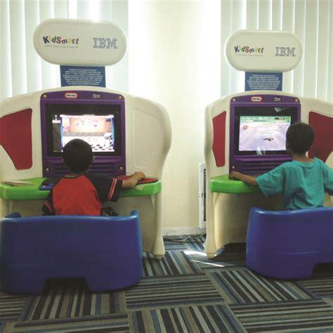 Ff Nc Hamil Sekolah Anak Nyaman Baca Buku Di Perpustakaan Cikini