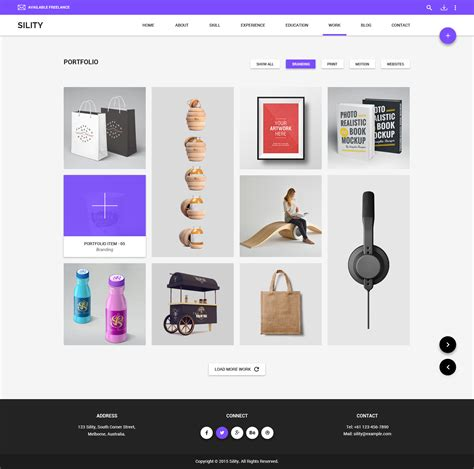 themeforest one page themeforest curriculum responsive one page portfolio