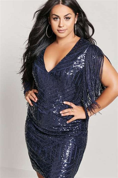 Friendly Dresses 2018 - best 25 plus size sequin dresses ideas on