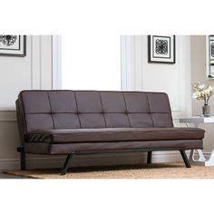 abbyson living bradley double cushion convertible sofa furniture on pinterest futons recliners and sofa bed