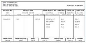 7 check stub maker free timeline template