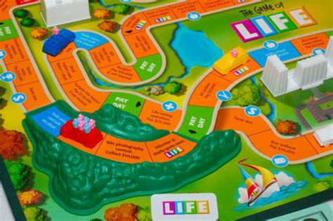 printable directions for the game of life 16 board games that defined your childhood ranked from