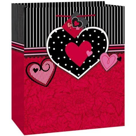 valentines gifts walmart medium parisian hearts gift bag walmart