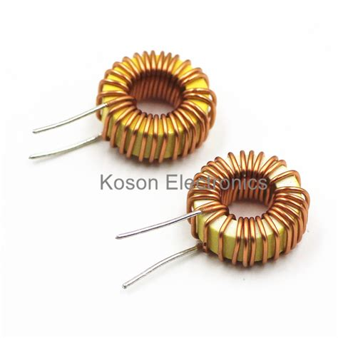 inductor diy 5pcs 22uh 3a toroid inductor wire coil wind wound 13mm outer dia for diy us12