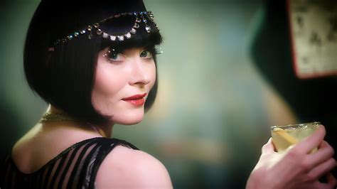 what hairstyle is miss fischers miss fisher s murder mysteries gets a third season on