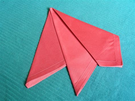 Paper Serviettes Folding - serviette napkin folding the fold recipe food