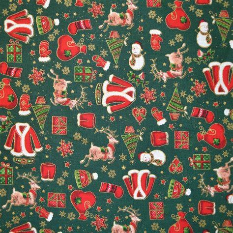 printable fabric how to use green christmas print fabric christmas fabrics calico